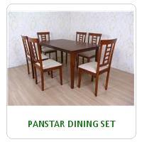 PANSTAR DINING SET